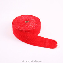 Exhaust Pipe Type Fiberglass Heat Wrap
