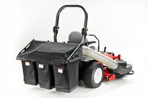 Commercial zero turn Riding on lawn tractor mower