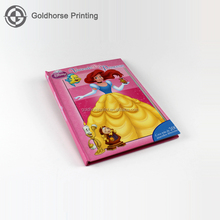China Cheap Full Color Hardcover Cardboard Child Book Printing/Top Quality/Hardcover Children Book Printing