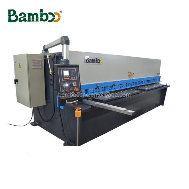 new style automatic shearing machine small cnc sheet metal cutting table