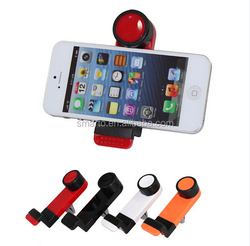 "Portable Adjustable Car Air Vent Mount Holder, 3.5"" - 6.3"" for Mobile Cell Phones,for iPhone"