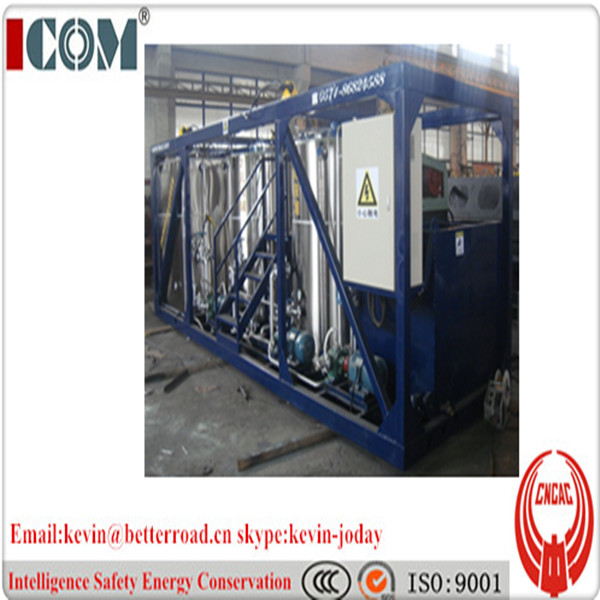 Emulsion Asphalt Plant for Bitumen