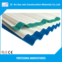 environment-friendly pvc sheet/pvc plastic tile for roofing
