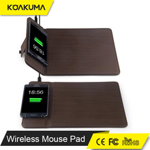 High Quality Wireless Charger Mouse Pad For Iphone X Iphone 8 Iphone 8 Plus