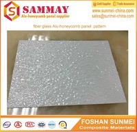 Cheap Price Fiber Glass Aluminum Honeycomb Panel for wall cladding