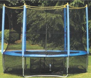 Trampoline Safety Net Trampoline With Safetynet 8ft 16ft