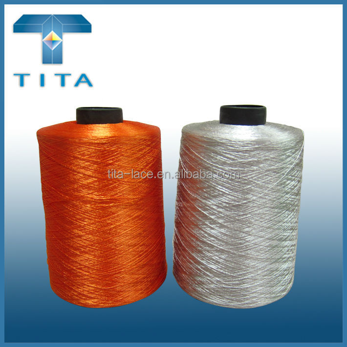 Factory directly supply machine used polyester embroidery thread for Pakistan