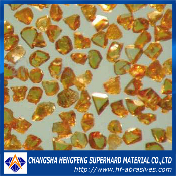 Synthetic CBN and diamond powder