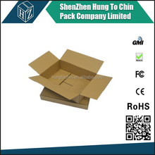 Shenzhen factory supplier wholesale custom pack made small retail box packaging