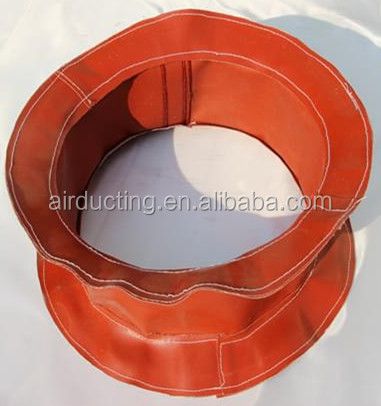 Soft Connector Fabric hose for pipeline Compensation