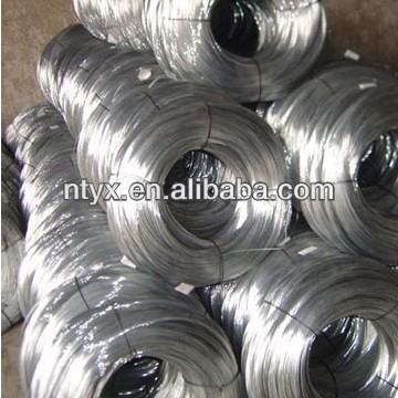 Electro galvanized steel wire 0.2mm