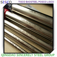 316 Stainless Steel Round Metal Pipe, stainless steel tube price per kg