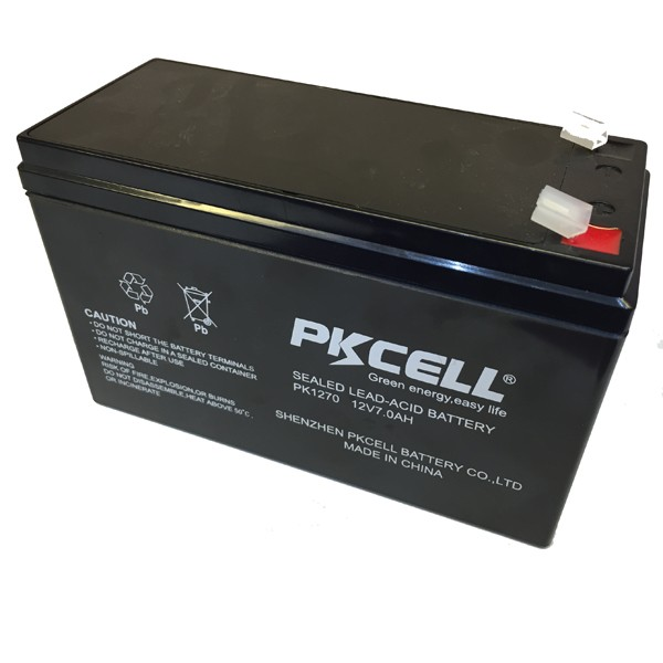 OEM Manufacturers Price Of Lead Acid Battery 6-Fm-7/ 6-Dzm-7 Rechargeable Solar Energy Storage Battery 12V 7Ah
