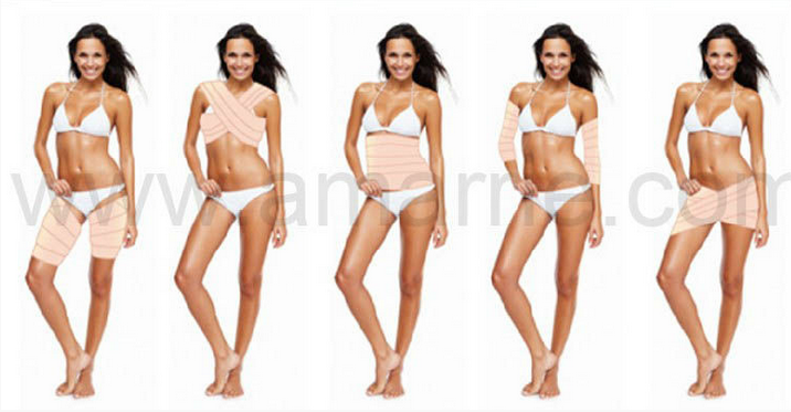 body wrap in other healty magic wrap in other beauty & personal product tummy waist belly shaper lost fat yoga body wrap