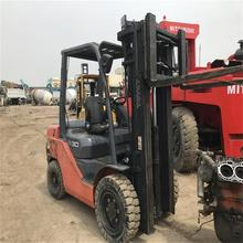 good condition used forklift Toyota 8FD30 3ton japan original for sale at low price