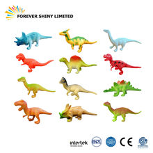Novelty Bulk Small Capsules Mini Animals Assorted Plastic Dinosaurs Toys for Vending Machines