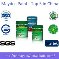 Maydos Building Materials Odorless Acrylic Emulsion Paint Washable Interior Wall Paint for Home Decor