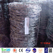 reverse twisted barbed wire cbt 60 with top quality and low cost