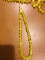 Natural Baltic Rosary - Tasbih