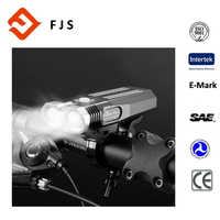 cheap price China supplier USB rechargeable flashlight led decorative bike light