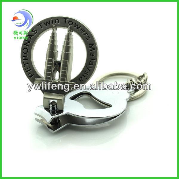 Coupe-ongles Porte clefs For Souvenirs pour les touristes francais