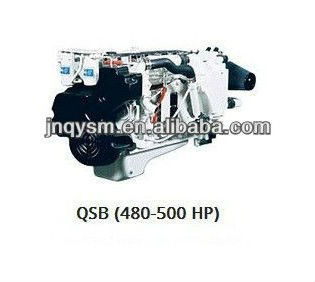 marine diesel engine QSB(480-500HP) of used for ships and boats