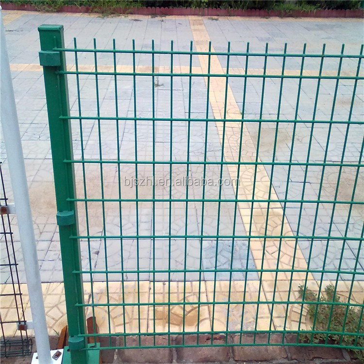 Galvanized Metal PVC Coated 3/8 Inch Welded Wire Mesh Panel