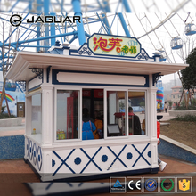Factory supply new design outdoor ice cream / coffee / food payment kiosk