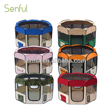 Outdoor dog fence Pet portable playpen custom pet playpen