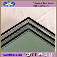 Thriking Glass clear insulated glass panes prices, price insulated low-e glass