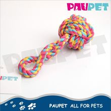 Various models factory directly cotton knot rope toy