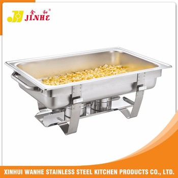 Jiangmen Wholesale Dishes For Buffet/Buffet Server/unique chafing dishes