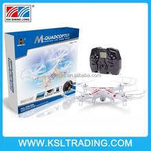 2015 new 2.4G radio controlled drone China Quad Copter with camera made in GuagnDong
