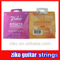 stainless steel acoustic guitar string and electric oud