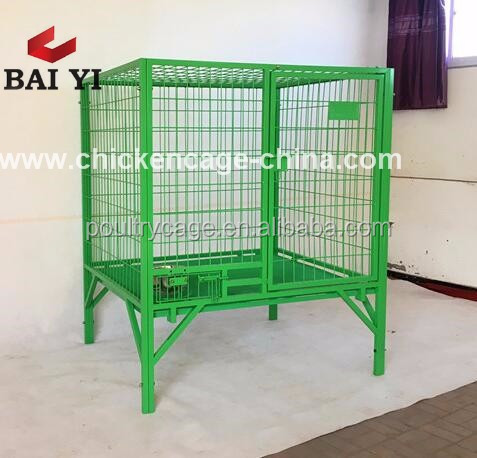 Big Modular Dog Show Cage With Plastic Floor And Wheels (2018 Best Selling)