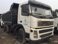 Good Quality Japan Original Volvo FM9 Used Dump Truck Hot Sale