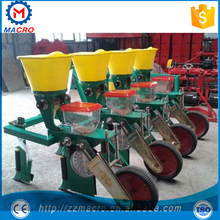 Double Rows Small Mechanical Manual Vegetable Seed Planter For Sale