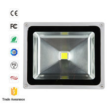 Cheap 50w aluminum outdoor round led floodlighting