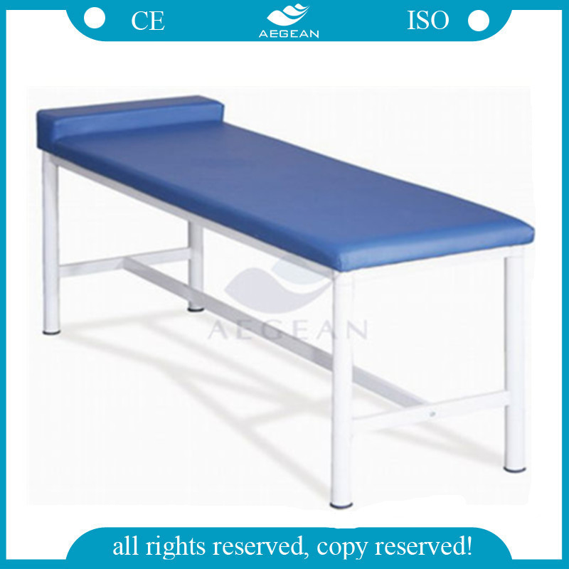 AG-ECC02 hospital used metal frame portable examination table