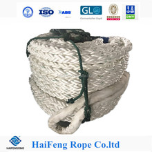 8 Strand Polypropylene Mooring Lines for Ships Impa code 211058