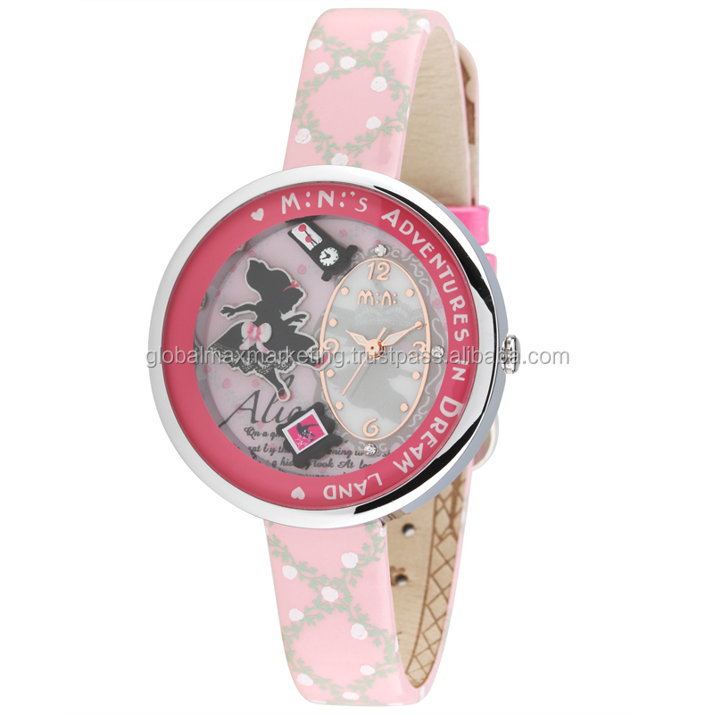 Hand Painted Carton Polymer Clay Watches