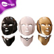Professional 7 color anti-aging led facial mask light therapy with CE