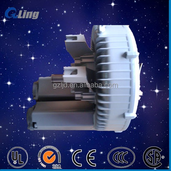 belt shaft side channel blower