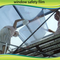 Protective Window Films Enhance Security Protection