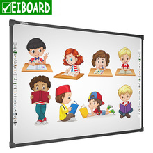 "EIBoard 82"" multi-touch interactive whiteboard smart board"