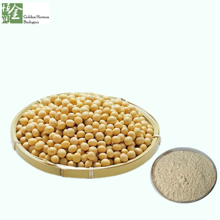High quality Natural 40% Soy Isoflavones Soybean Extract powder