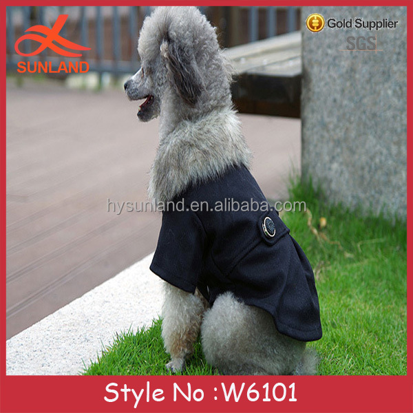 W6101 New pet accessories dog clothes winter matching dog and human pet clothes clothes