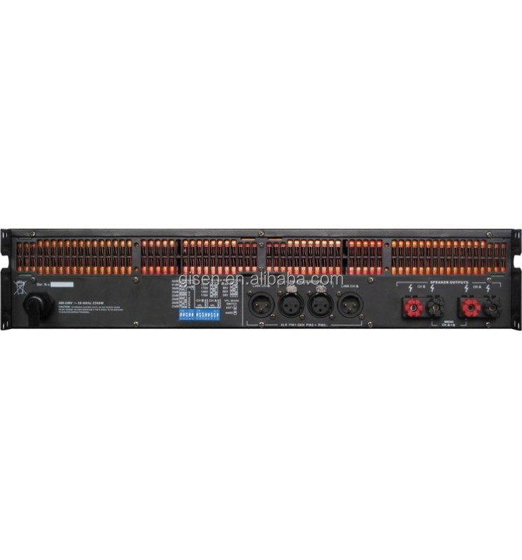 FP14000 power amplifier-2x2350W