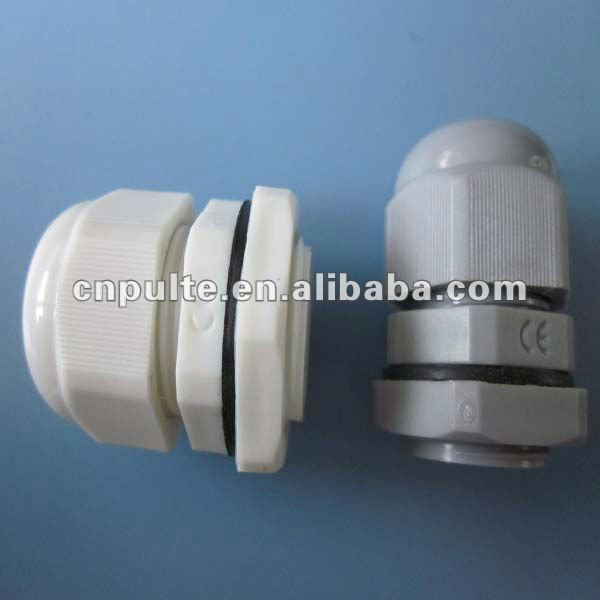 Super Waterproof Rubber Polyamide Cable Gland