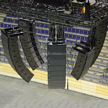 China tw audio line array speaker sound system high quality stage line array